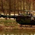 Лёгкий универсальный вертолёт MBB Bo 105 » Неизвестная авиация