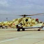 Боевой вертолёт Ми-24. Обзор » Неизвестная авиация