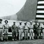Boeing B-17 Flying Fortress над Тихим океаном » Неизвестная авиация