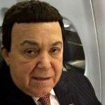 Кобзон мог быть на борту Ту-154, который упал в Черное море