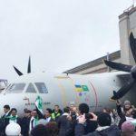 «Антонов» представил свой новый самолет
