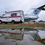 Стало известно, какой была погода в районе катастрофы российского Ту-154
