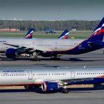 В аэропорту России столкнулись самолеты