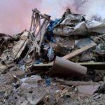 Появилось жуткое видео с места падения самолета в Кыргызстане