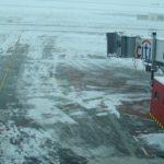 Из-за непогоды происходит задержка внутренних авиарейсов