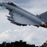 Великобритания подняла по тревоге свои истребители из-за бомбардировщиков из России