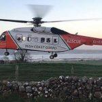 Спасательный вертолет разбился в Ирландии: есть погибшие и пропавшие без вести