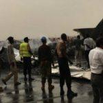 Пассажирский самолет разбился в Южном Судане, 44 погибших: первые фото с места трагедии