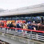 Стало известно, чем отравились люди в аэропорту Гамбурга: пострадавших стало больше