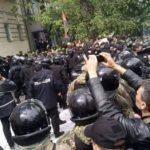 На активистов батальона ОУН завели дело: полиция проводит задержания