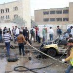 По жилым районам Сирии ударили вакуумные бомбы Асада