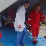 В Одессу самолетом доставили раненых бойцов АТО, некоторые – в тяжелом состоянии