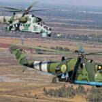 Украина планирует собственное производство деталей к вертолетам, которые перед тем закупала в РФ
