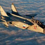 Российский истребитель снова опасно приблизился к самолету США возле Крыма