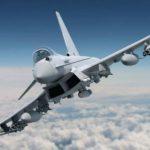 Британские истребители подняли по тревоге, чтобы перехватить российские самолеты