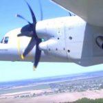 Первый украинский самолет без российских деталей: появилось невиданное ранее видео полета Ан-132D