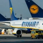 Ryanair в Украине: в «Борисполе» заявили о снижении базового авиасбора