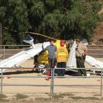 Отец с несовершеннолетним сыном погибли в результате аварии самолета в США