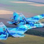 Украинские истребители показали невероятные виражи на авиашоу в Великобритании: видео