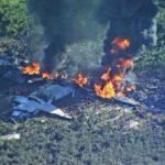 В США разбился военный самолет: есть погибшие. Фото, видео
