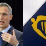 Главные новости 10 июля:Ryanair уходит, генсек НАТО в Украине и биометрический контроль на границе