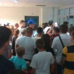 Более 200 украинцев стали «заложниками» в аэропорту Греции