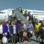 «Безвизовые» бабушки вернулись домой и рассказали о своих гастролях в Венгрии