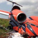В Африке разбился украинский самолет: есть пострадавшие
